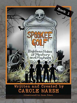 Spookee Golf: 18 Holes of Mystery & Mayhem Cover Image