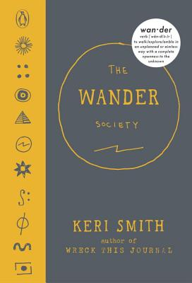 The Wander Society Cover Image