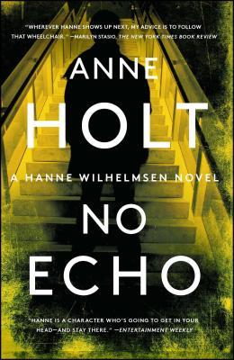 No Echo: Hanne Wilhelmsen Book Six (A Hanne Wilhelmsen Novel #6) Cover Image