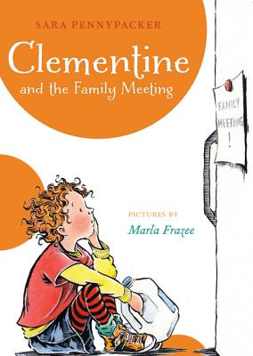 Clementine and the Family Meeting Cover Image