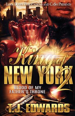 King of New York 2: Blood of my Father's Throne Cover Image