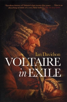 Cover for Voltaire in Exile