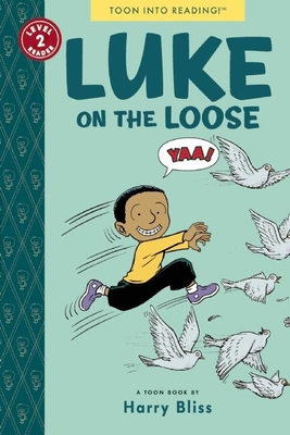 Luke on the Loose: Toon Level 2 Cover Image