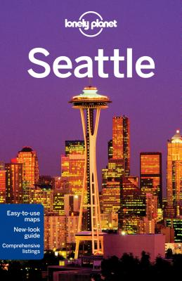 Lonely Planet Seattle [With Pull-Out Map] Cover Image