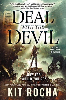 Deal with the Devil: A Mercenary Librarians Novel Cover Image