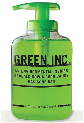 Green, Inc. Cover