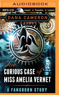 The Curious Case of Miss Amelia Vernet Cover