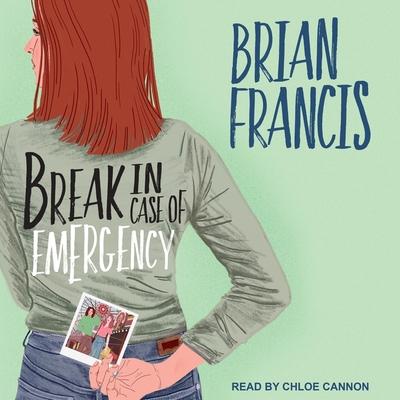 Break in Case of Emergency Lib/E Cover Image