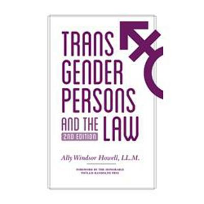 Transgender Persons and the Law Cover Image