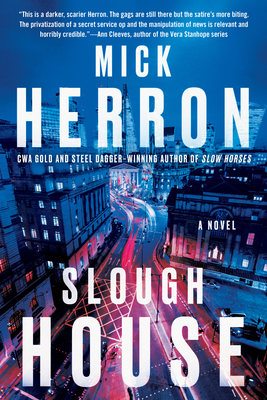Slough House Cover Image