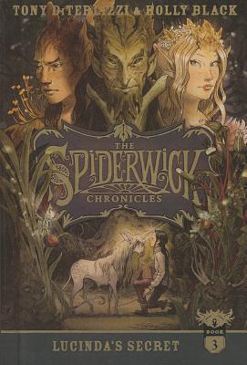 Lucinda's Secret Cover Image