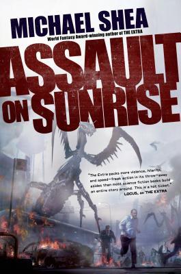 Assault on Sunrise Cover