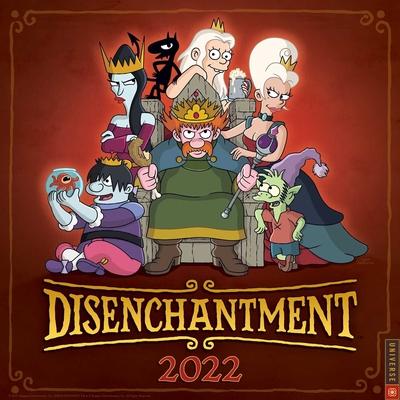 Disenchantment 2022 Wall Calendar Cover Image