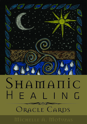 Shamanic Healing Oracle Cards Cover Image