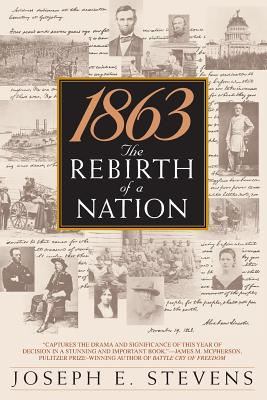 1863: The Rebirth of a Nation Cover Image