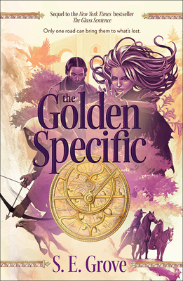 Golden Specific (Mapmakers Trilogy #2) Cover Image