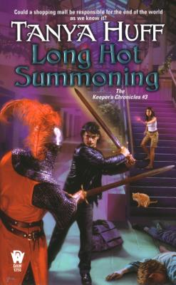 Long Hot Summoning (Keeper's Chronicles #3) Cover Image