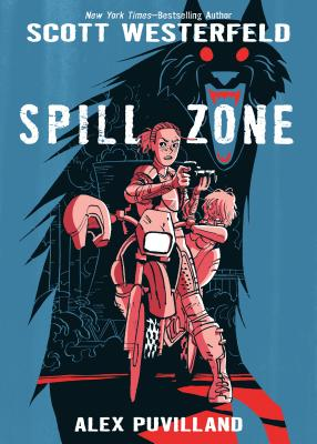 Spill Zone Book 1 Cover Image