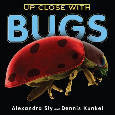 Cover for Up Close With Bugs