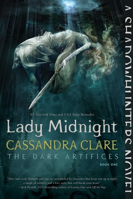Lady Midnight (The Dark Artifices #1) Cover Image