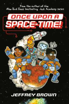 Once Upon a Space-Time! Cover Image