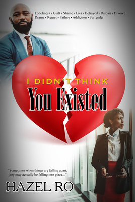 I Didn't Think You Existed Cover Image
