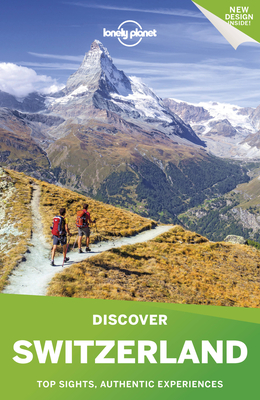 Lonely Planet Discover Switzerland 3 (Discover Country) Cover Image
