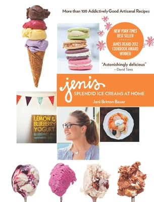 Jeni's Splendid Ice Creams at Home Cover Image