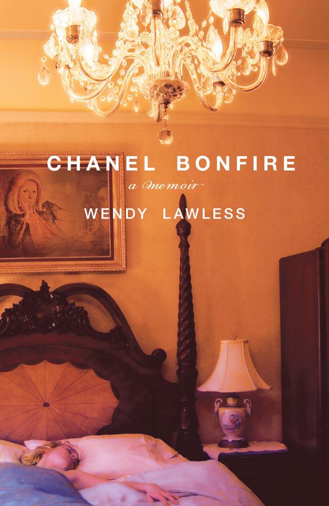 Cover Image for Chanel Bonfire: A Memoir