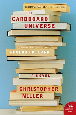 The Cardboard Universe Cover