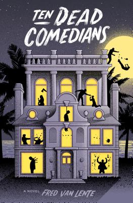 Ten Dead Comedians: A Murder Mystery Cover Image