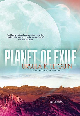 Planet of Exile Lib/E (Hainish Cycle #2) Cover Image