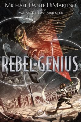 Rebel Genius Cover Image