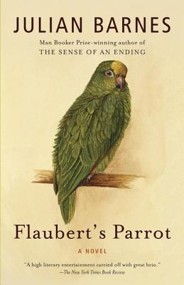 Flaubert's Parrot (Vintage International) Cover Image