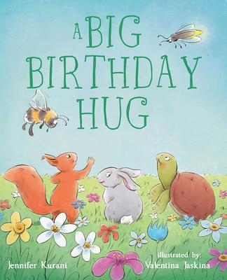A Big Birthday Hug Cover Image