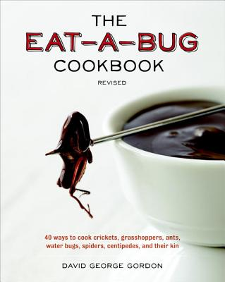The Eat-A-Bug Cookbook Cover