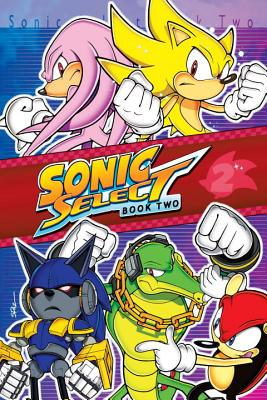 Sonic Select, Book Two Cover Image