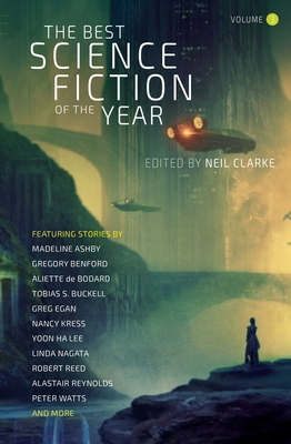 The Best Science Fiction of the Year: Volume Three Cover Image