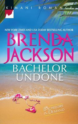 Bachelor Undone Cover