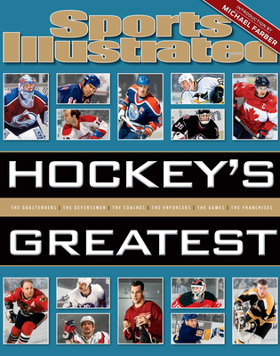Sports Illustrated Hockey's Greatest Cover Image