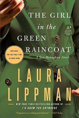 The Girl in the Green Raincoat Cover