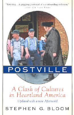 Postville: A Clash of Cultures in Heartland America Cover Image