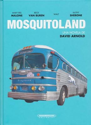 Mosquitoland Cover Image