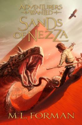 Sands of Nezza Cover