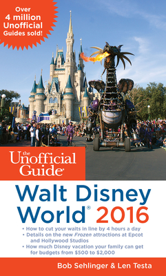 The Unofficial Guide to Walt Disney World Cover Image