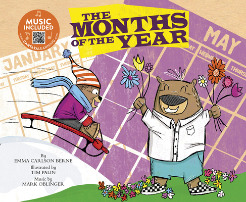 The Months of the Year Cover Image