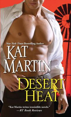 Desert Heat (Sinclair Sisters Trilogy #2) Cover Image