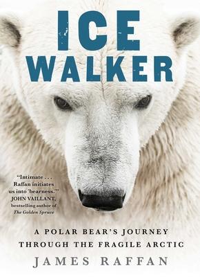 Ice Walker: A Polar Bear's Journey through the Fragile Arctic Cover Image