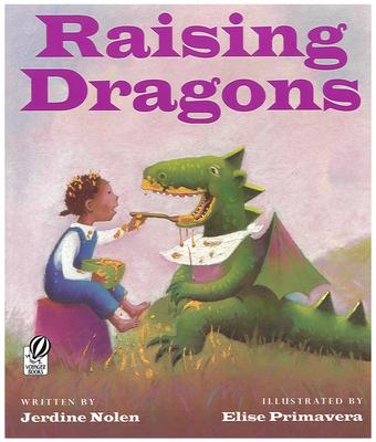 Cover for Raising Dragons