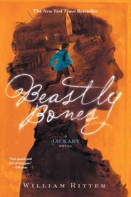Beastly Bones: A Jackaby Novel Cover Image